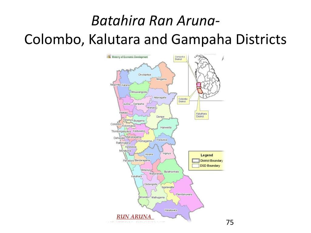 Batahira Ran Aruna-