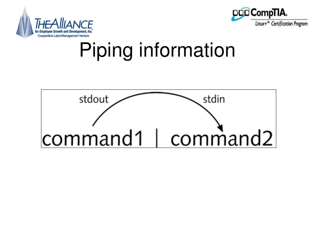 Piping information