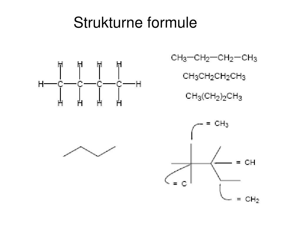 Strukturne formule