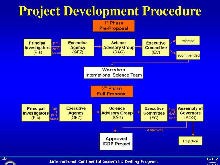 Project Development Procedure