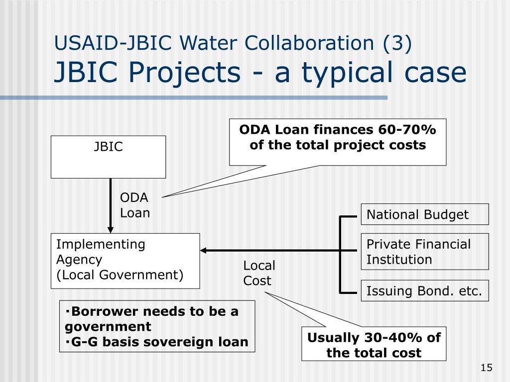 USAID-JBIC Water Collaboration (3)