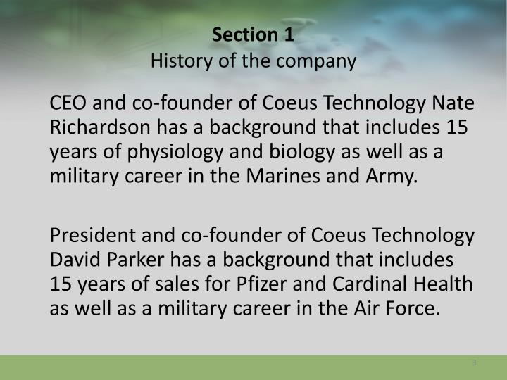 Section 1 history of the company l.jpg