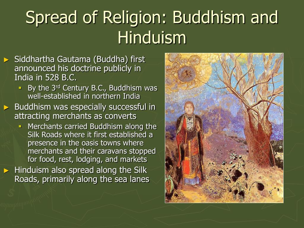 the spread of buddhism and christianity essay The similarities between buddhism and christianity essay save time and order the similarities between buddhism the responses to the spread of buddhism in.