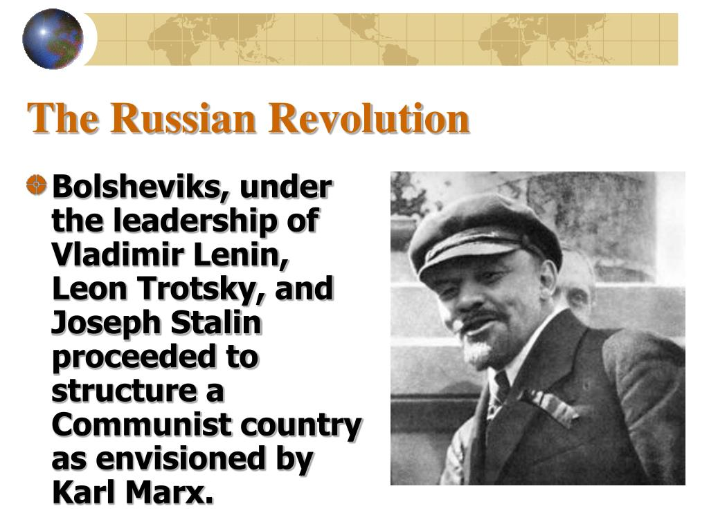 vladimir lenin and leon trotsky relationship marketing