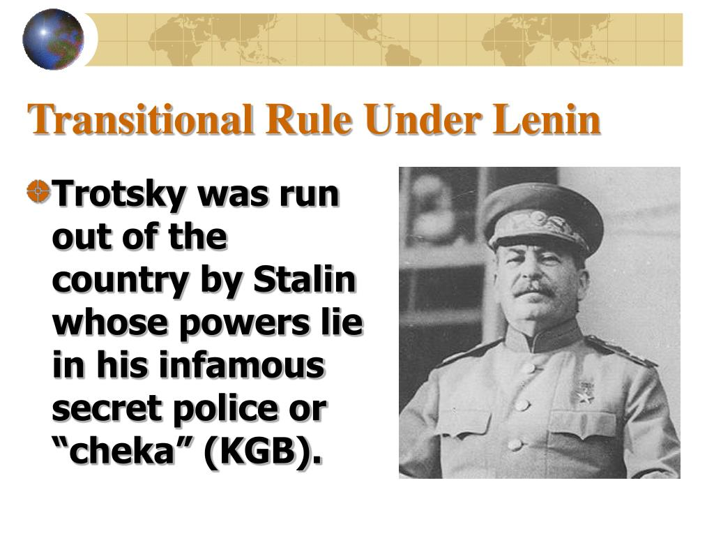 the impact of joseph stalins rule in russia (such retouching was a common occurrence during stalin's rule) the secret file of joseph stalin: hitler's germany and stalin's russia w w.