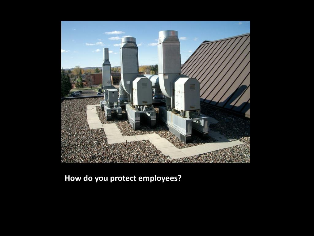How do you protect employees?