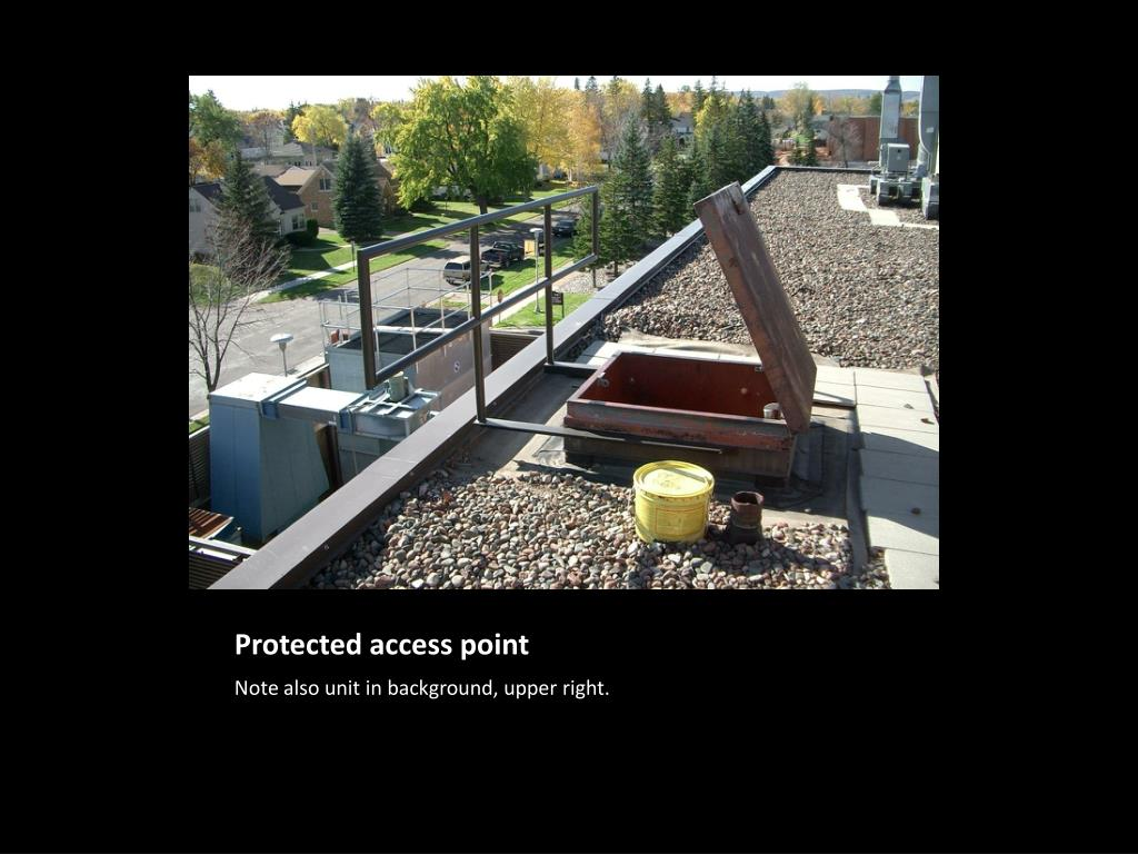 Protected access point