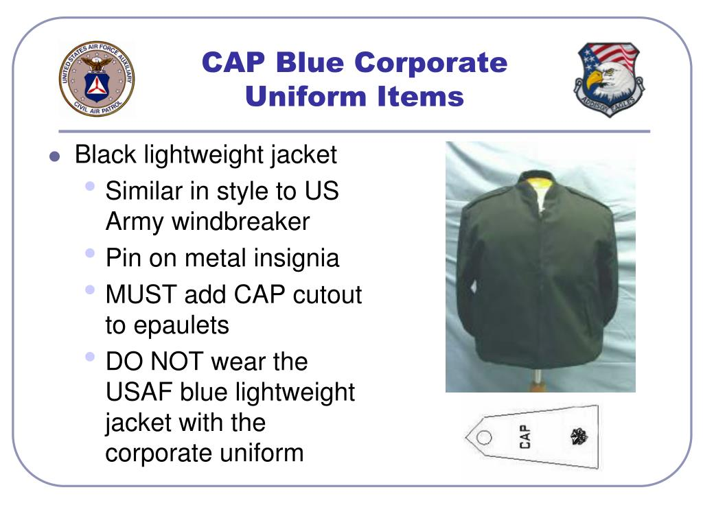 CAP Blue Corporate