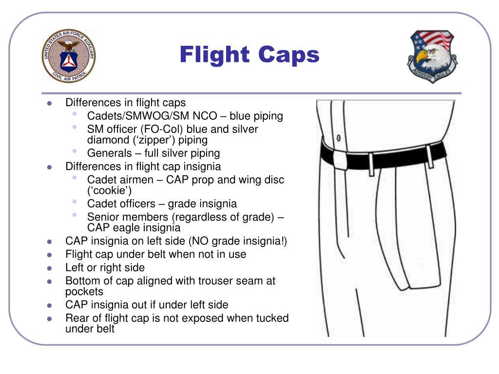 Flight Caps