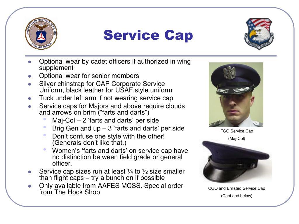 Service Cap