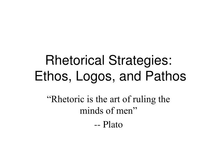 strategies for writing rhetorical essays Strategies for essay writing the links below provide concise advice on some fundamental elements of academic writing how to read an assignment moving from.