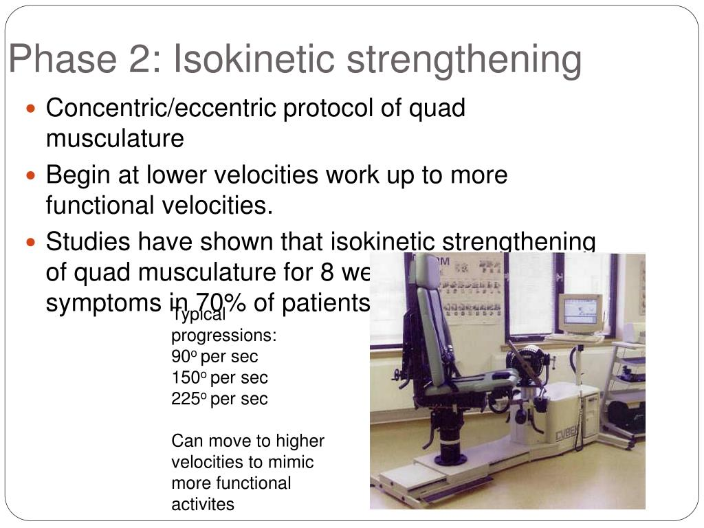 isokinetic devices essay Read diagnostics with isokinetic devices in shoulder measurements -- potentials and limits, isokinetics and exercise science on deepdyve, the largest online rental service for scholarly research with thousands of academic publications available at.