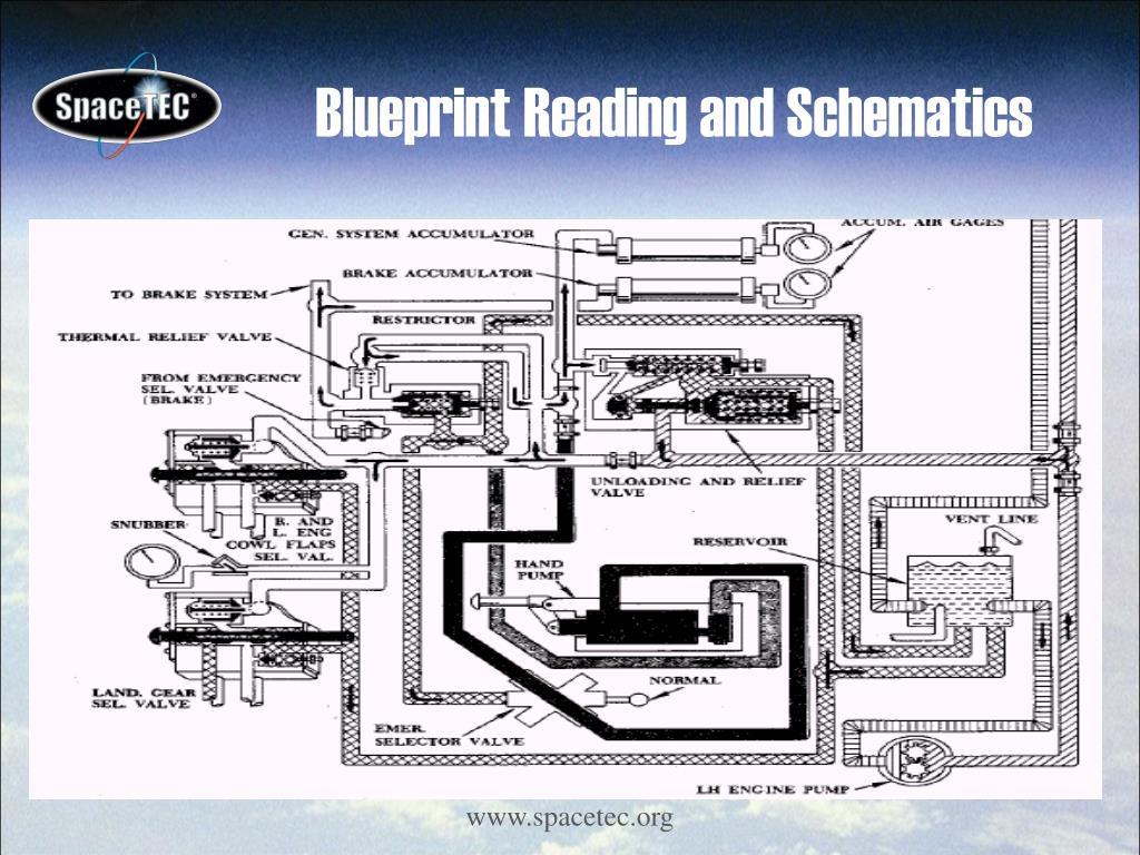 Blueprint Reading and Schematics
