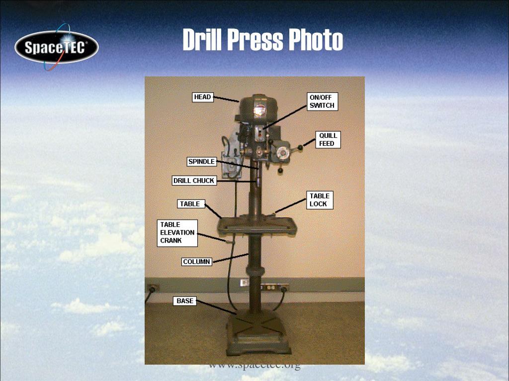 Drill Press Photo
