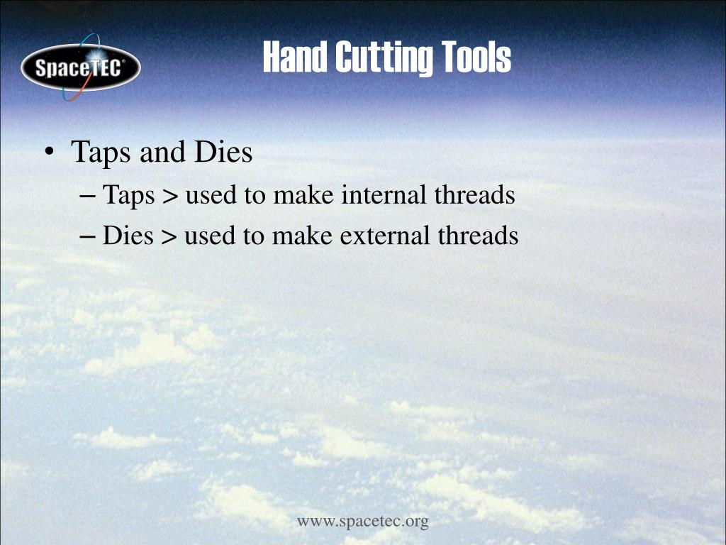 Hand Cutting Tools