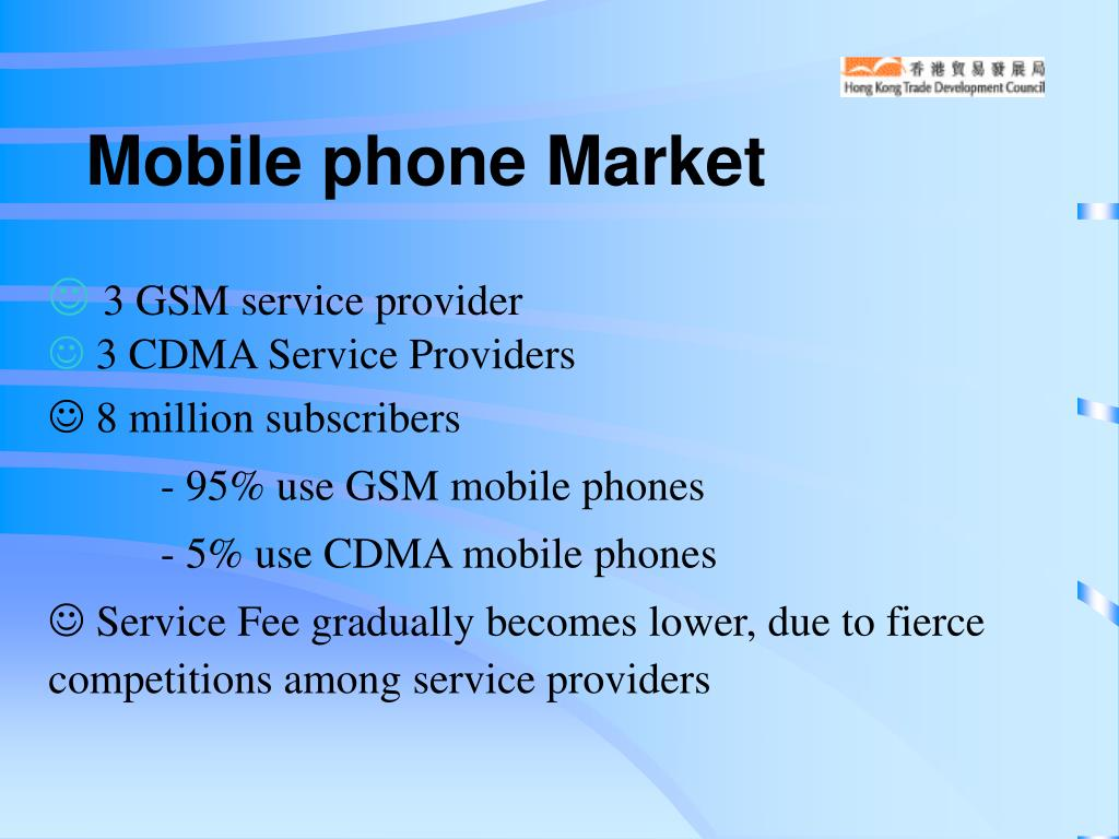 Mobile phone Market