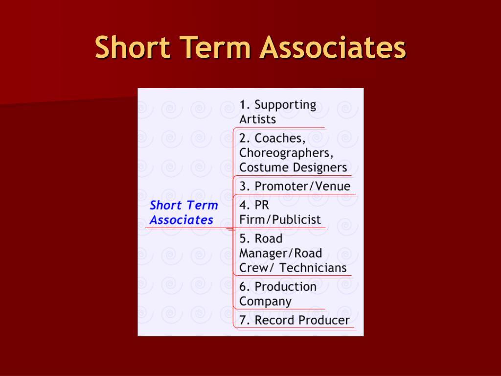 Short Term Associates