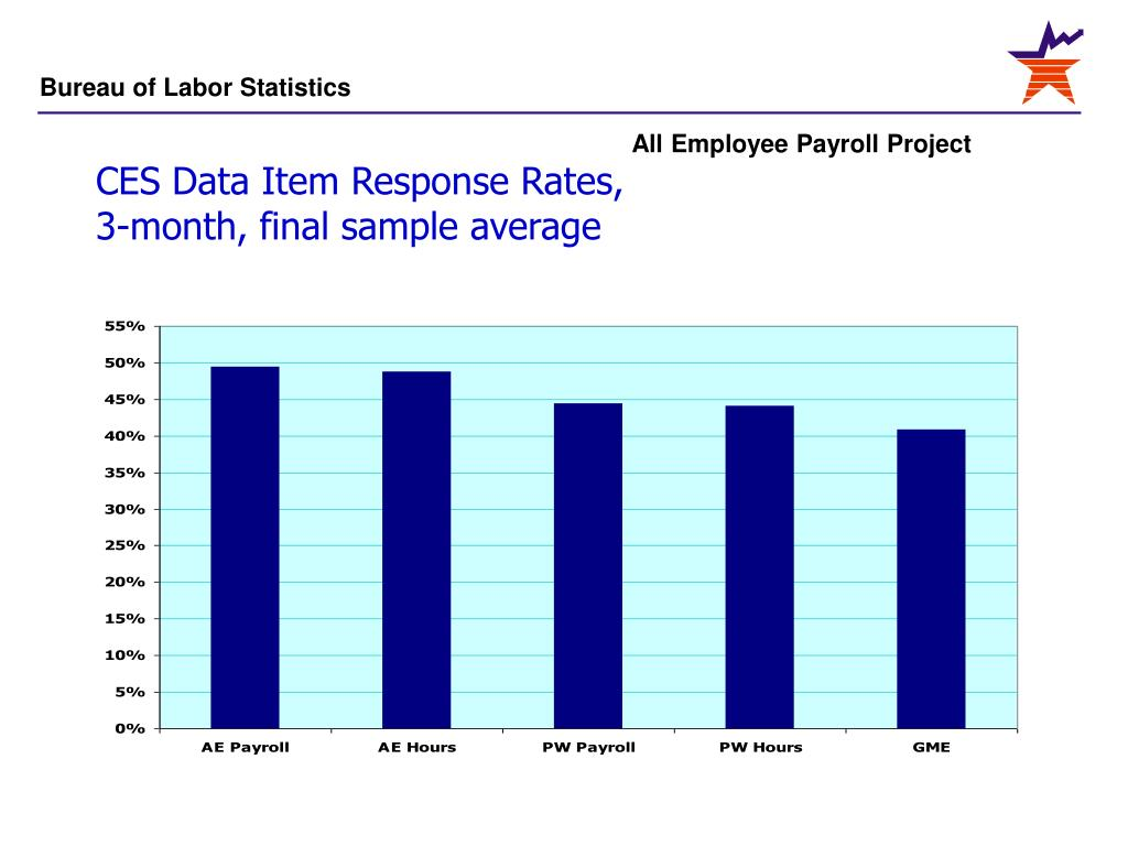 CES Data Item Response Rates,