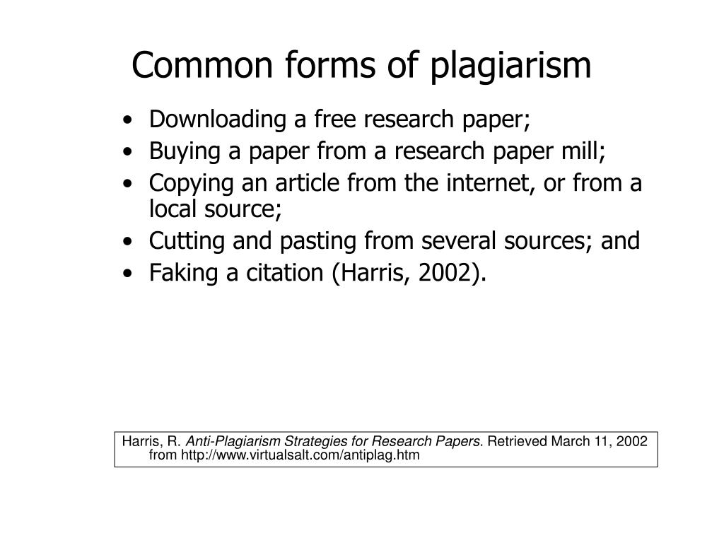 plagiarism in research papers The only custom term and research paper writing service that gives you money back guarantee get plagiarism free term papers that are thoroughly researched and up to the mark get a quote.