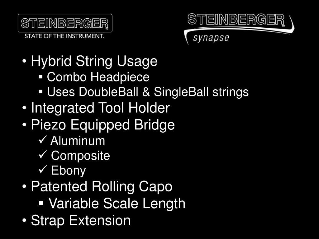 Hybrid String Usage