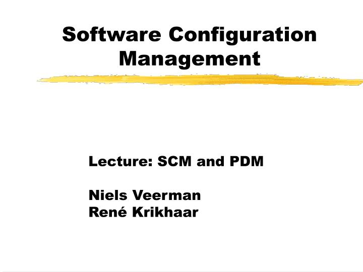 Software configuration management l.jpg