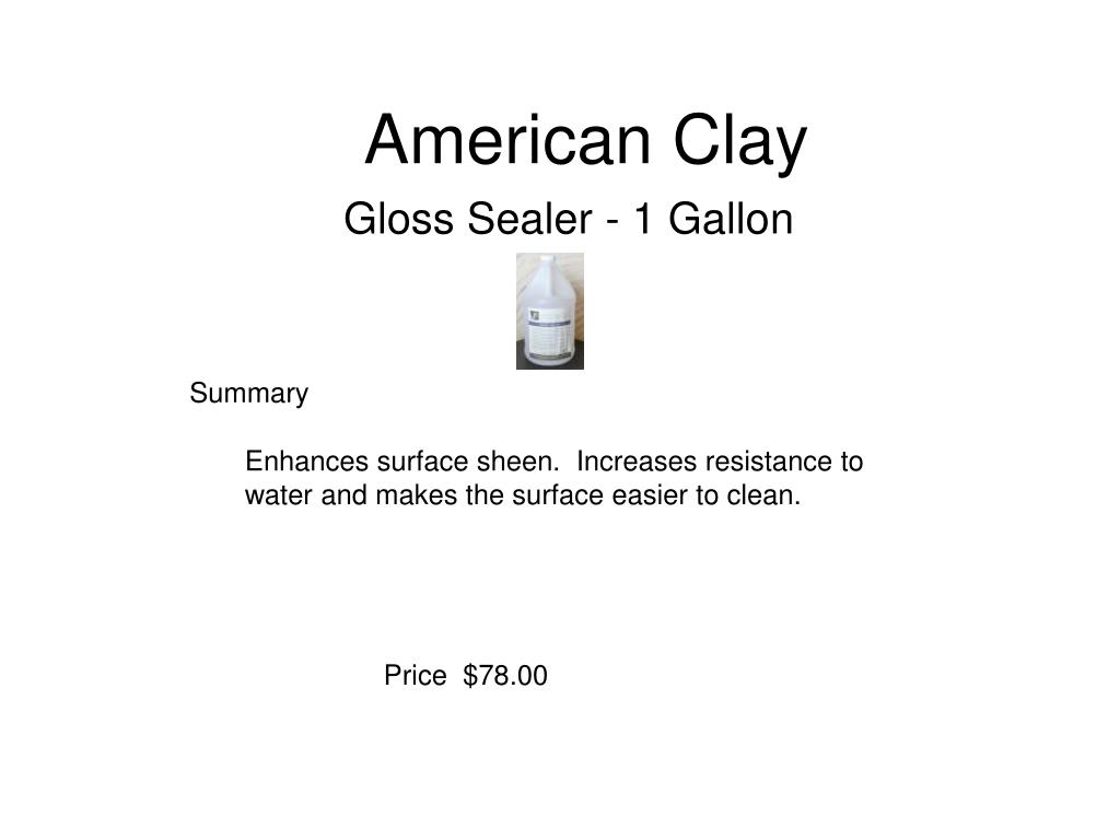 American Clay