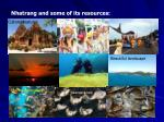 nhatrang and some of its resources