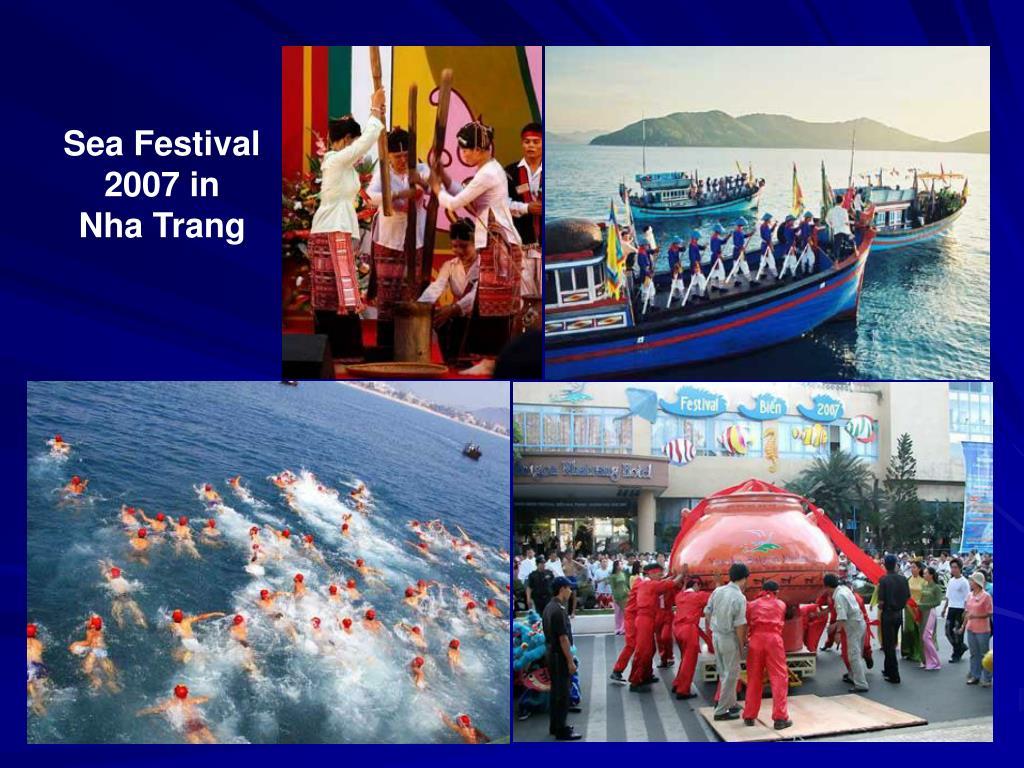 Sea Festival 2007 in