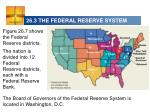 26 3 the federal reserve system49