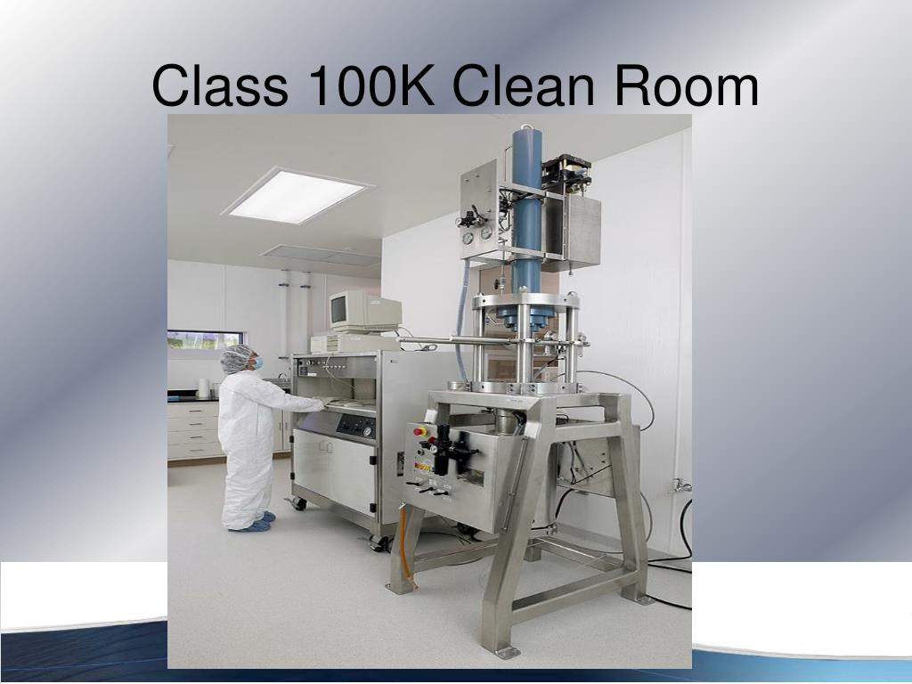 Class 100K Clean Room