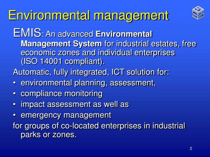 Environmental management l.jpg