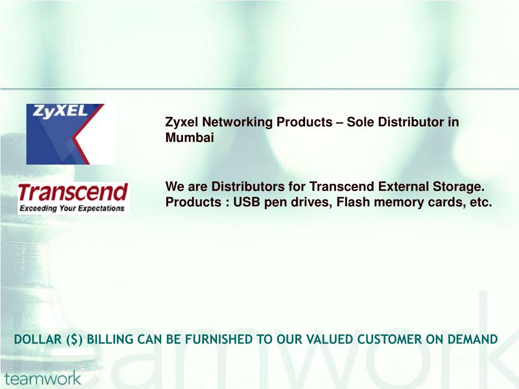 Zyxel Networking Products – Sole Distributor in Mumbai