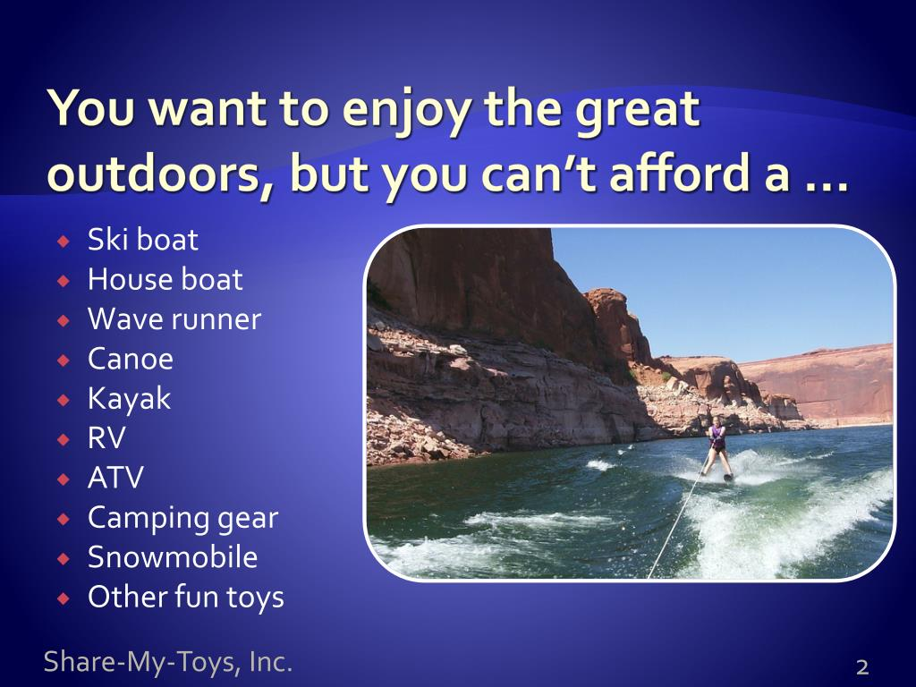 You want to enjoy the great outdoors, but you can't afford a …