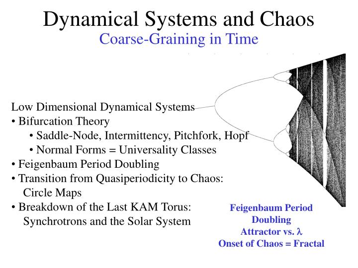 Dynamical systems and chaos l.jpg