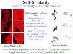 self similarity