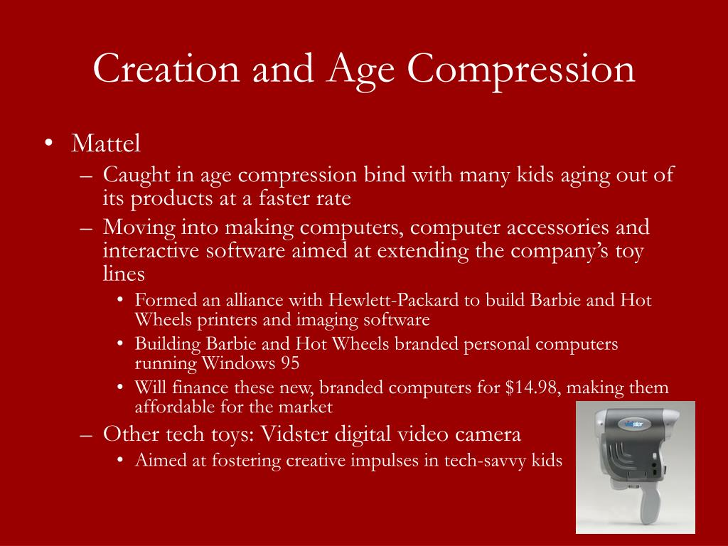 Creation and Age Compression