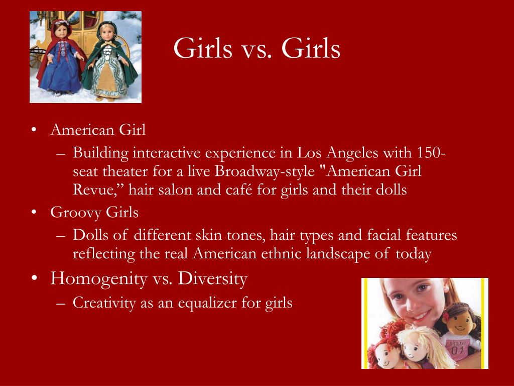 Girls vs. Girls