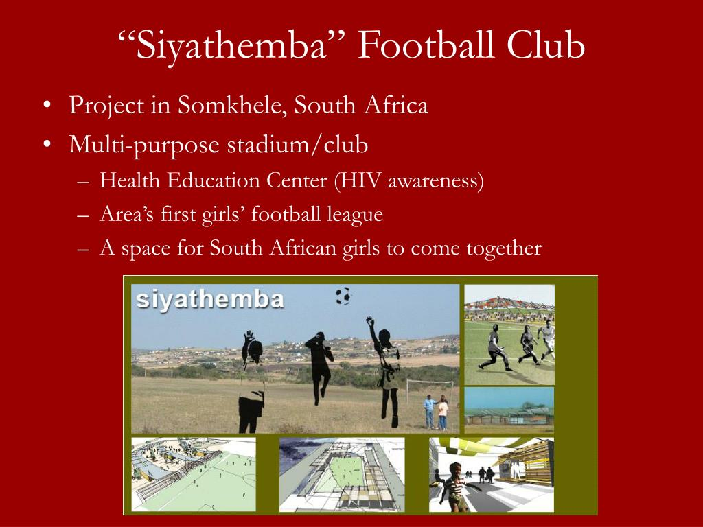 """Siyathemba"" Football Club"