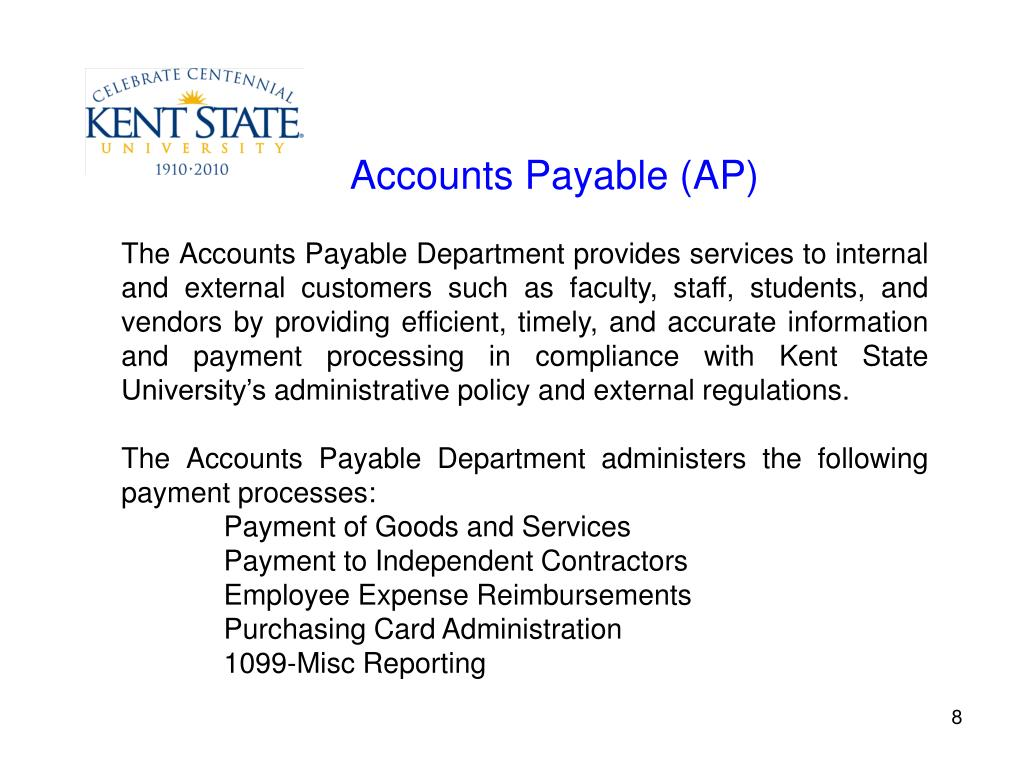 Accounts Payable (AP)