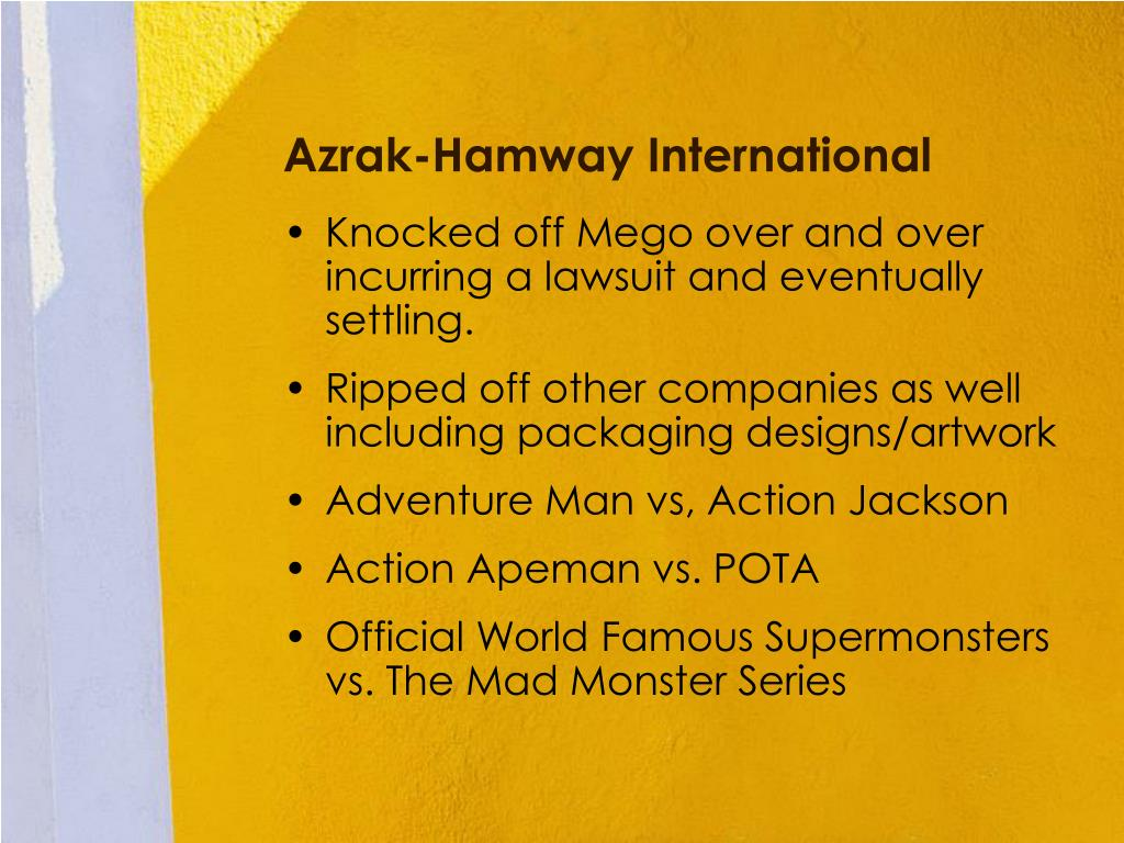 Azrak-Hamway International