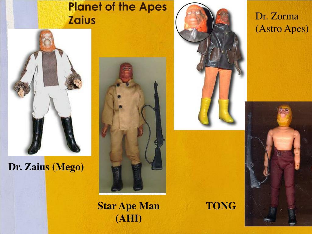 Dr. Zorma (Astro Apes)