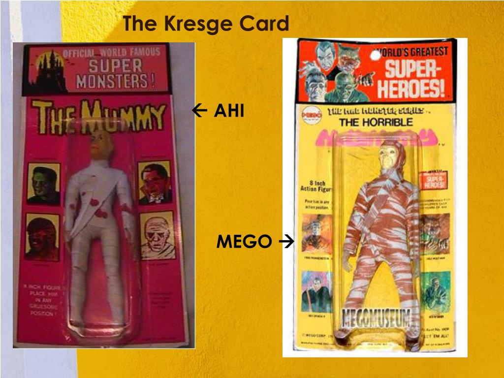 The Kresge Card