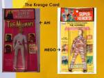 the kresge card