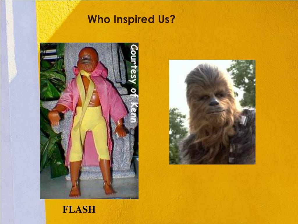 Who Inspired Us?
