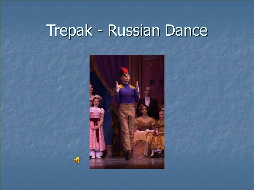 Trepak - Russian Dance