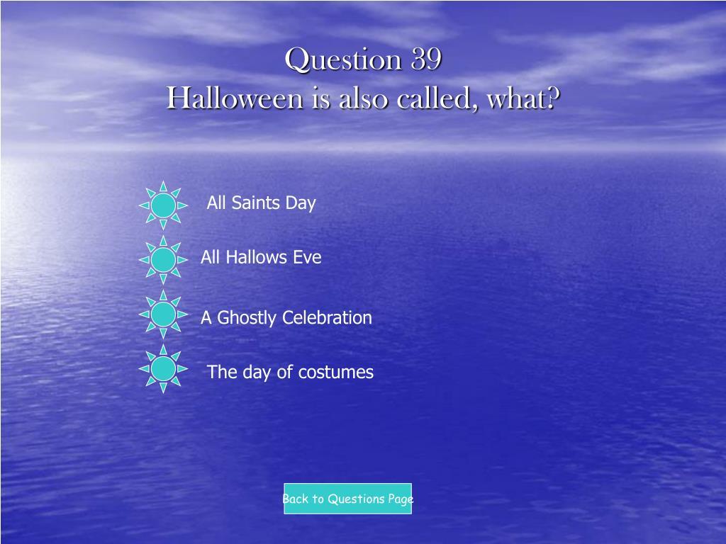 Question 39