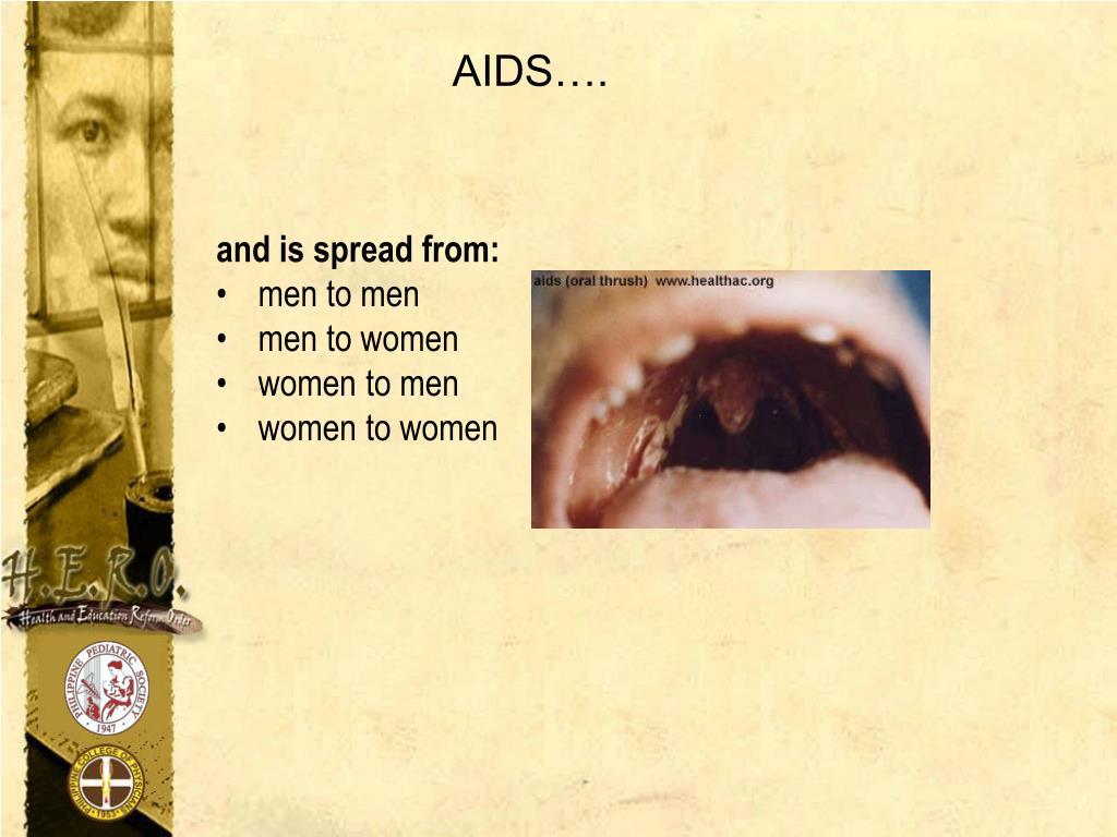 AIDS….