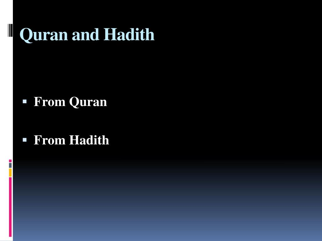 Quran and