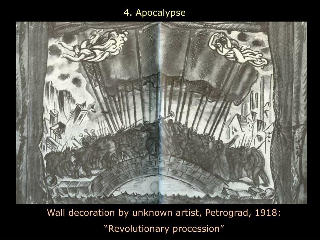 4. Apocalypse