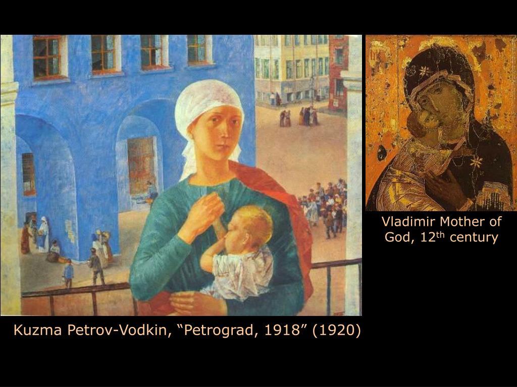 Vladimir Mother of God, 12